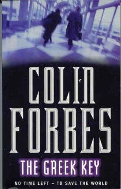 Forbes, Colin / The Greek Key