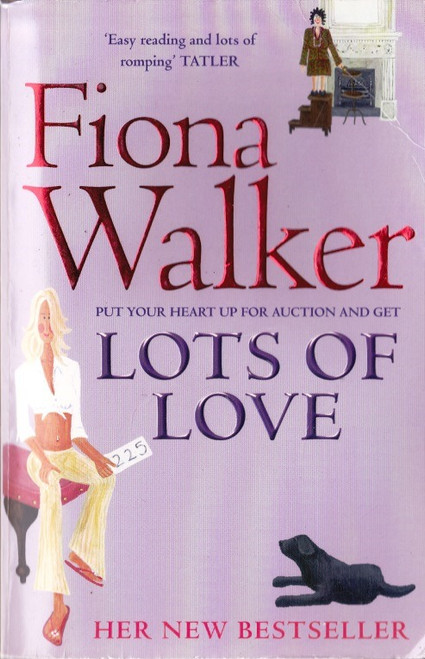 Walker, Fiona / Lots of Love