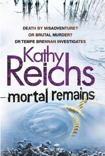 Reichs, Kathy / Mortal Remains (Large Paperback)