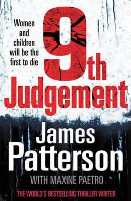 Patterson, James / 9th Judgement (Large Paperback)