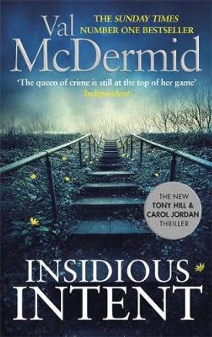 McDermid, Val / Insidious Intent (Large Paperback)