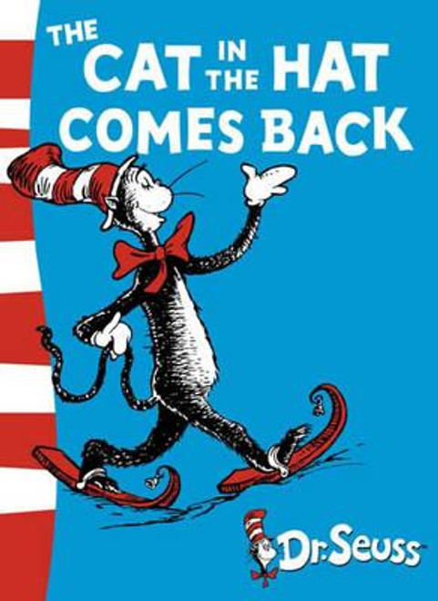 Dr. Seuss / The Cat in the Hat Comes Back (Large Paperback)