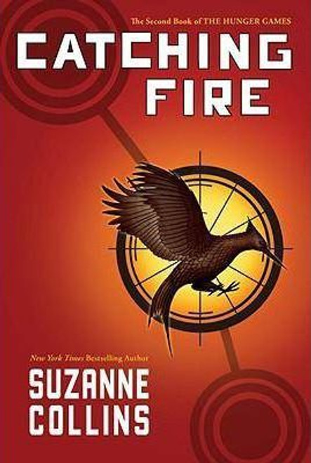 Collins, Suzanne / Catching Fire (Hardback) ( Hunger Games Trilogy - Book 2 )