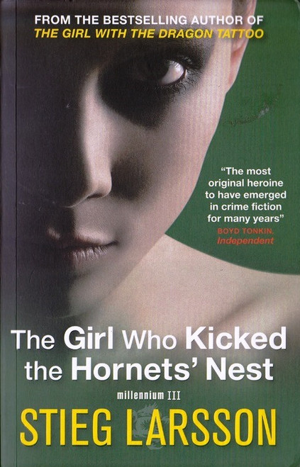 Larsson, Stieg / The Girl Who Kicked the Hornets' Nest