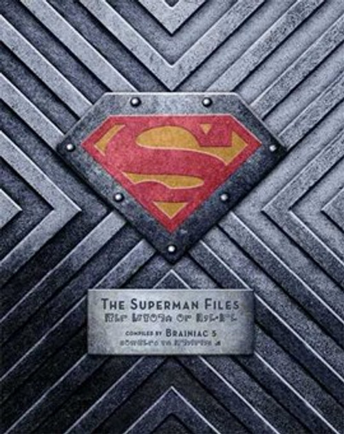 Manning, Matthew - Superman Files HB - Sealed Deluxe Edition DC - BRAND NEW