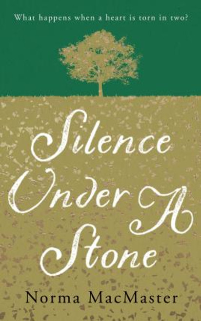 MacMaster, Norma / Silence Under A Stone (Large Paperback)