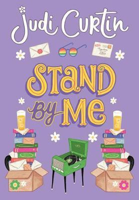 Curtin, Judi / Stand By Me (Large Paperback)