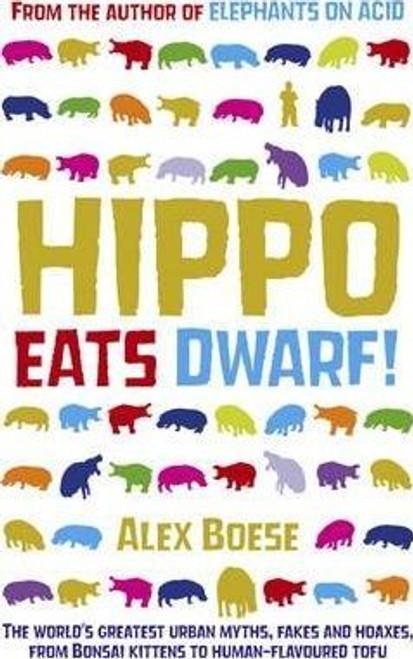 Boese, Alex / Hippo Eats Dwarf (Large Paperback)