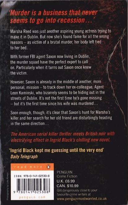 Black, Ingrid / The Judas Heart
