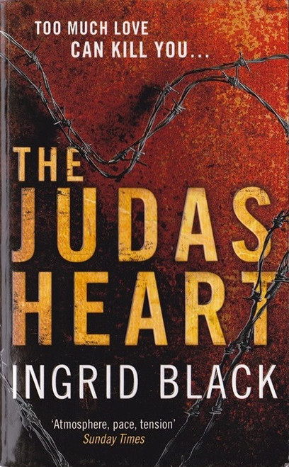 Black, Ingrid / The Judas Heart