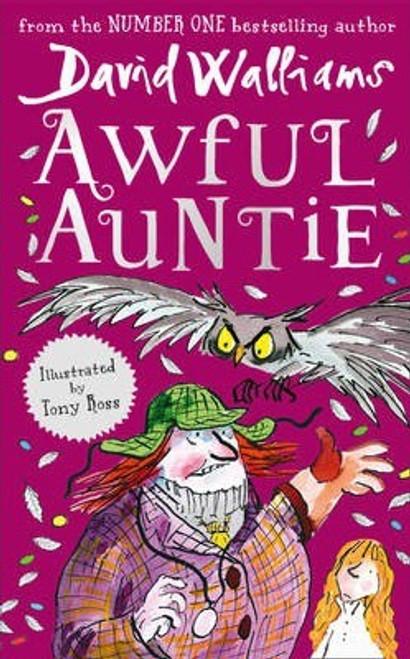 Walliams, David / Awful Auntie (Large Paperback)