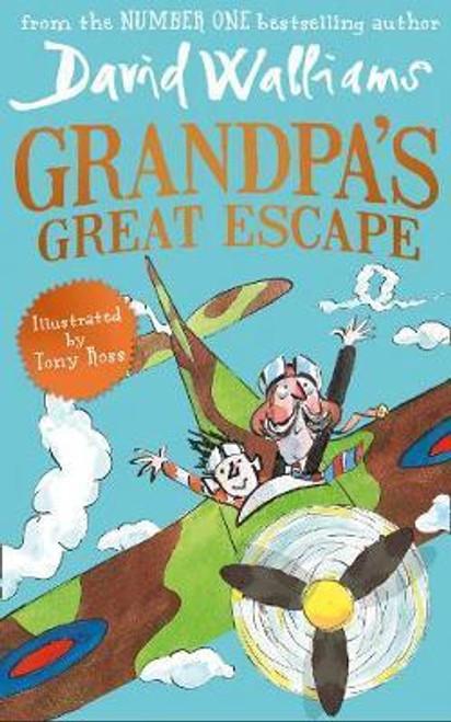 Walliams, David / Grandpa's Great Escape (Large Paperback)