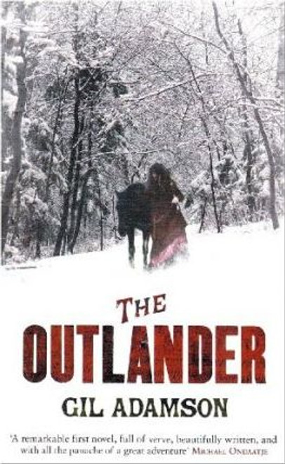 Adamson, Gil / The Outlander (Large Paperback)