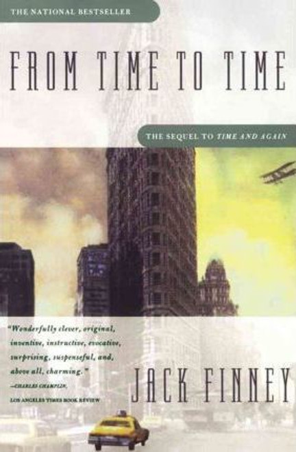 Finney, Jack - From Time to Time - PB Classic Time Travel SF