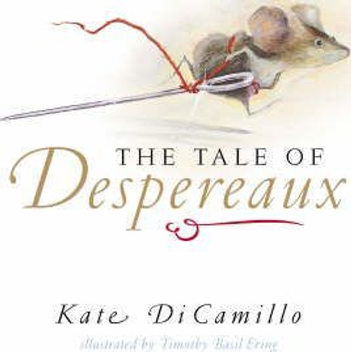 DiCamillo, Kate / The Tale of Despereaux (Large Paperback)