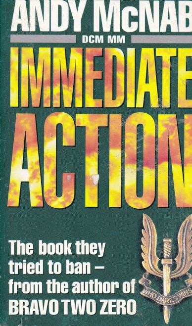 McNab, Andy / Immediate Action