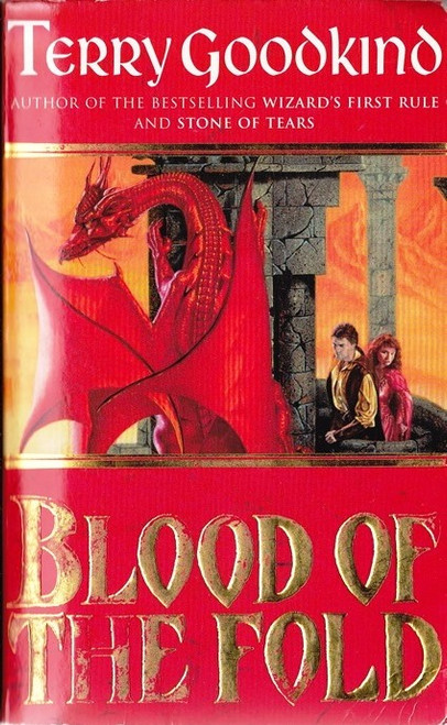 Goodkind, Terry / Blood of the Fold ( Sword of Truth Series Book 3)