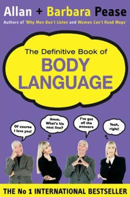 Pease, Barbara / The Definitive Book of Body Language : The Secret Meaning Behind People's Gestures (Hardback)