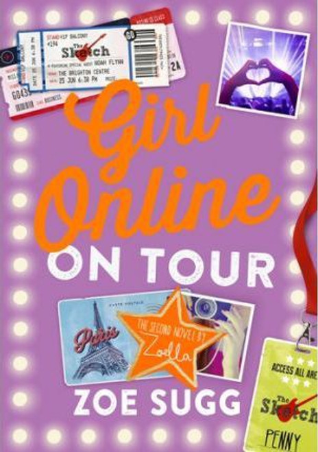 Sugg, Zoe / Girl Online: On Tour (Hardback)