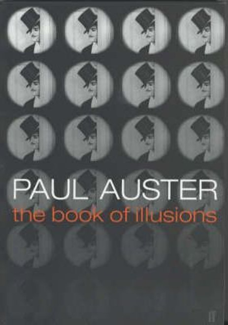 Auster, Paul / The Book of Illusions (Large Hardback)