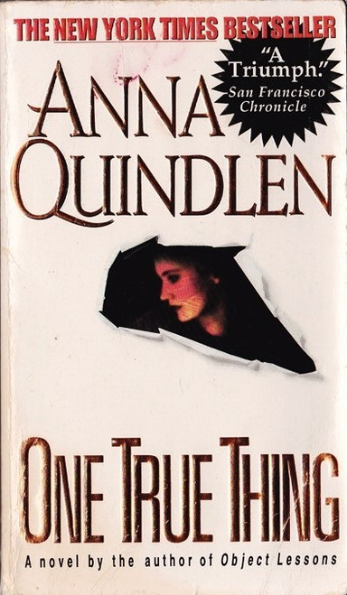 Quindlen, Anna / One True Thing