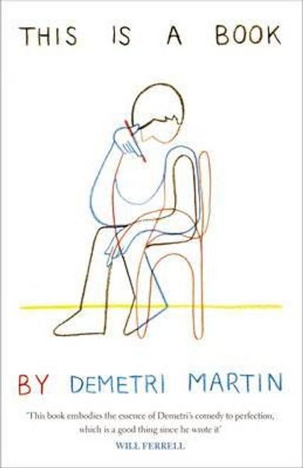 Martin, Demetri / This Is a Book (Hardback)