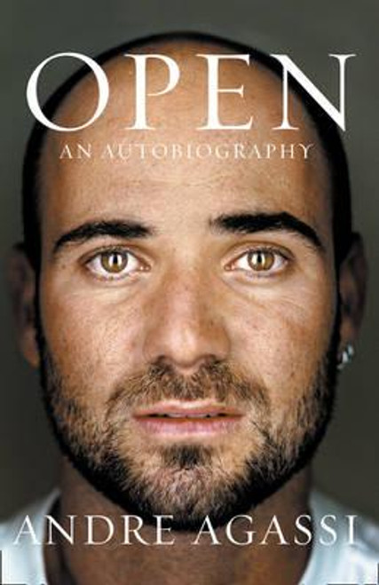 Agassi, Andre / Open : An Autobiography (Hardback)