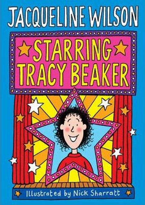 Wilson, Jacqueline / Starring Tracy Beaker (Hardback)