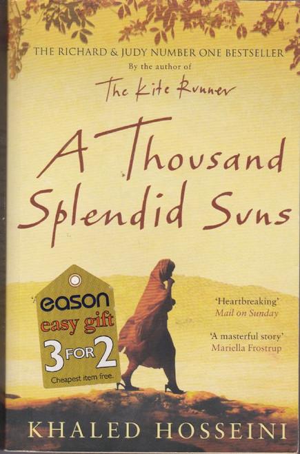 Hosseini, Khaled / A Thousand Splendid Suns