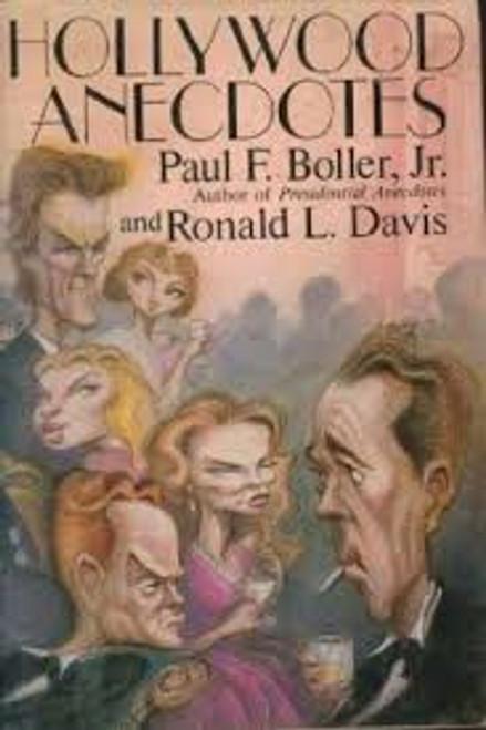 Davis, Ronald / Hollywood Anecdotes (Hardback)