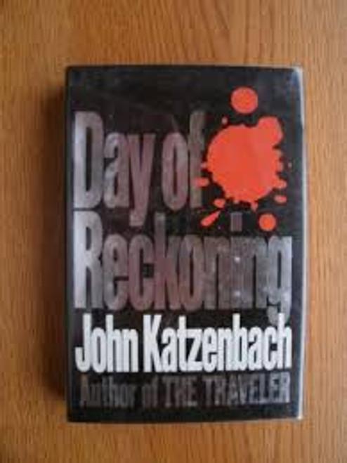 Katzenbach / Day of Reckoning (Hardback)