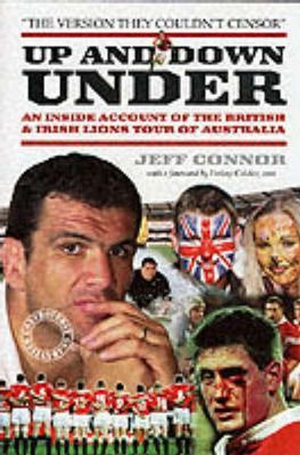 Connor, Jeff / Up and Down Under (Hardback)