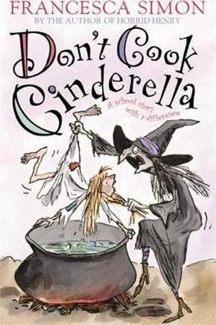 Simon, Francesca / Don't Cook Cinderella