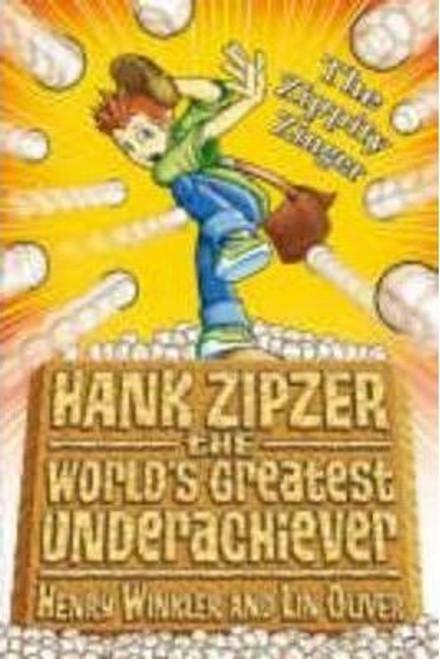 Winkler, Henry / Hank Zipzer 4: The Zippity Zinger