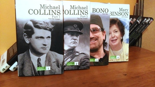 Great Biographies (Irish Independent) (Complete 20 Book Set)