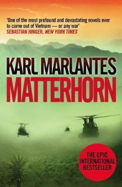 Marlantes, Karl / Matterhorn