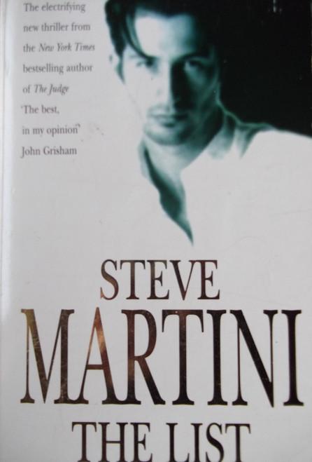 Martinit, Steve / The List