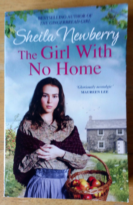 Newberry, Sheila - Girl With no Home - PB ZiffrePress, 2018 ( A Charm of Finches)
