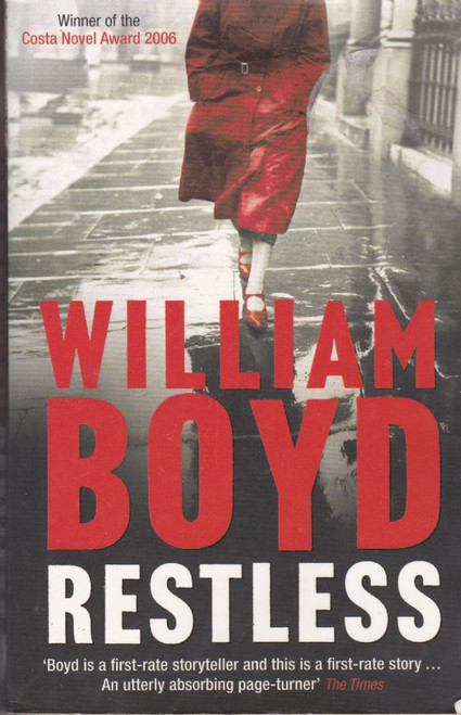 Boyd, William / Restless