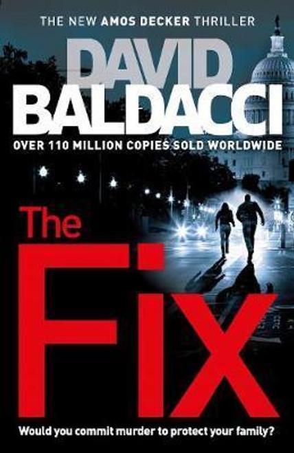 Baldacci, David / The Fix