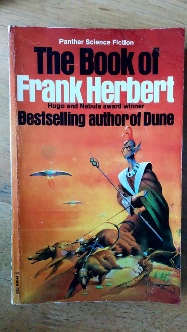 Herbert, Frank - The Book of Frank Herbert - Vintage Panther SF 1ST Ed, 1977