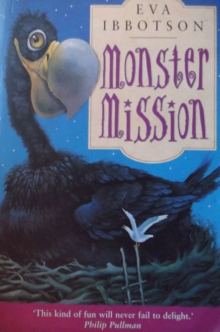 Ibbotson, Eva / Monster Mission
