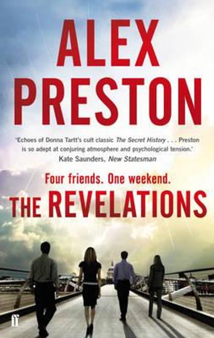 Preston, Alex / The Revelations