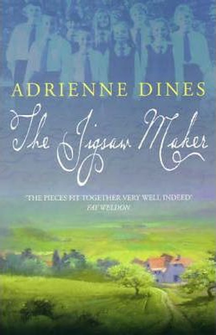 Dines, Adrienne / The Jigsaw Maker