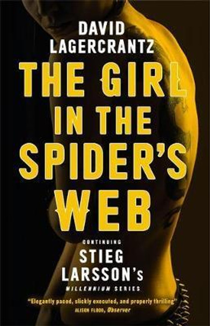 Lagercrantz, David / The Girl in the Spider's Web