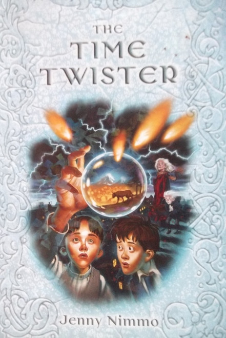 Nimmo, Jenny / The Time Twister
