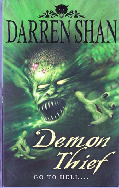 Darren Shan / Demon Thief (Paperback) (Signed by the Author)