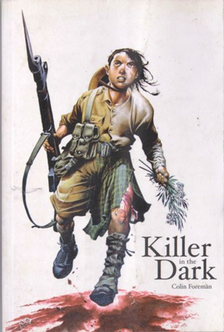 Colin Foreman / Killer in the Dark (Paperback) (Signed by the Author)