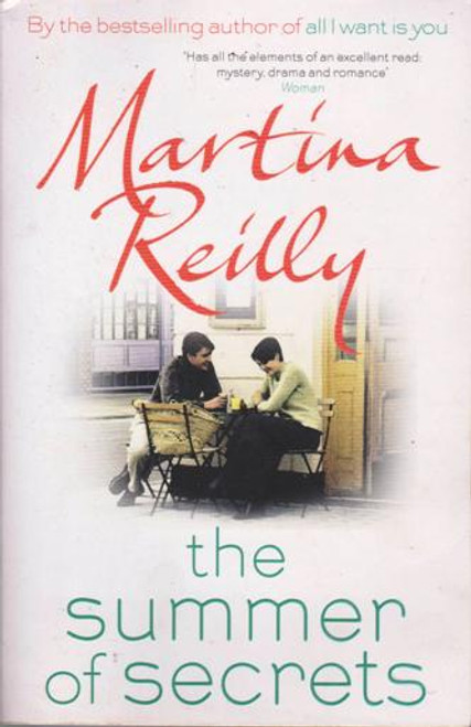 Martina Reilly / The Summer Of Secrets (Large Paperback) (Signed by the Author)