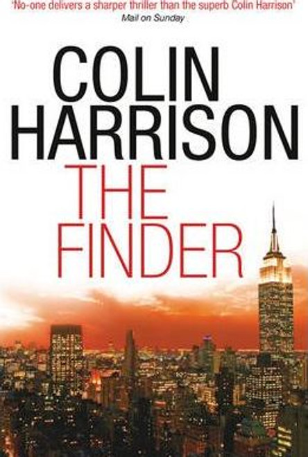 Harrison, Colin / The Finder